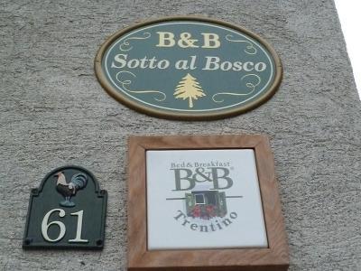 B&B Sotto al Bosco