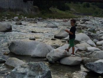 Pescare in Trentino